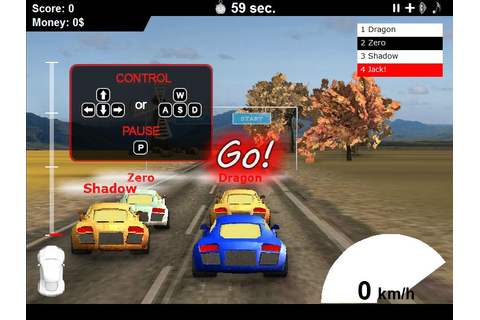 On the Wheels - Funny Car Games