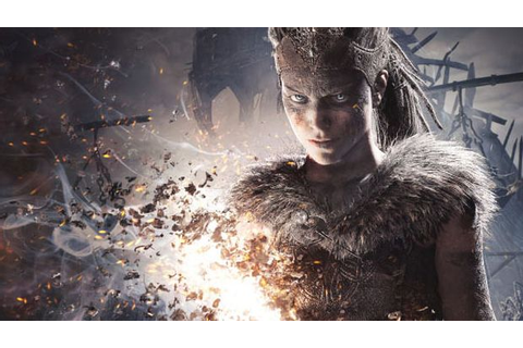 Hellblade: Senua's Sacrifice is Game Informer's May 2017 Cover
