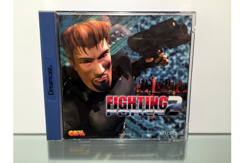 Fighting Force 2 (Dreamcast OVP)