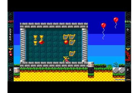Boppin gameplay (PC Game, 1992) - YouTube