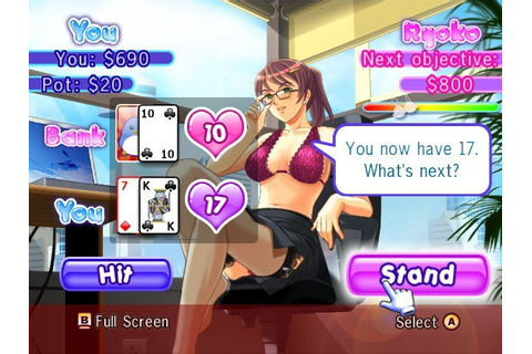 Sexy Poker Review - WiiWare | Nintendo Life