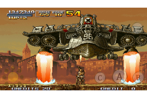 Metal Slug Collection PC Game Free Download ~ PC Games ...