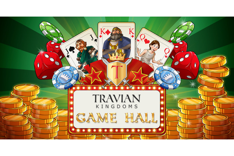 Travian: Kingdoms: New building offers free mini games ...