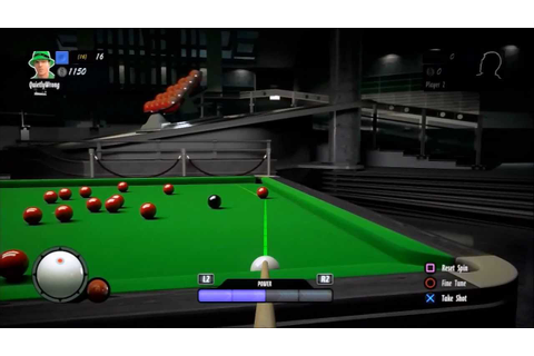 Hustle Kings 147 break - a 'How To' guide - YouTube