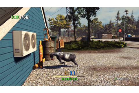 Goat Simulator on PS4 | Official PlayStation™Store US