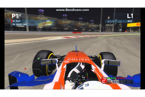 F1 2016 Mod Gameplay V2.0 (F1 2014 Game) w/ Mod Link - YouTube
