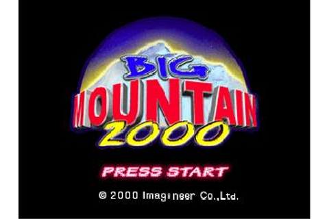 Big Mountain 2000 Nintendo 64 Game