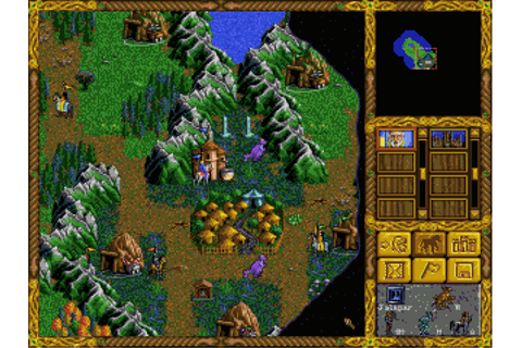 World view image - Heroes of Might and Magic: A Strategic ...