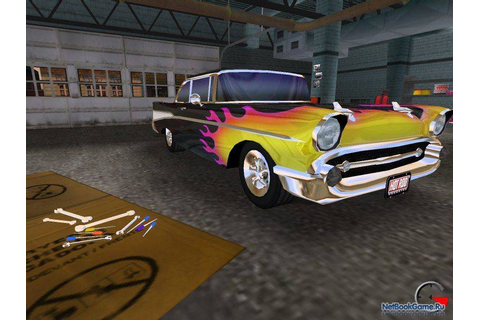 Pc games hot rod american street drag full version ...