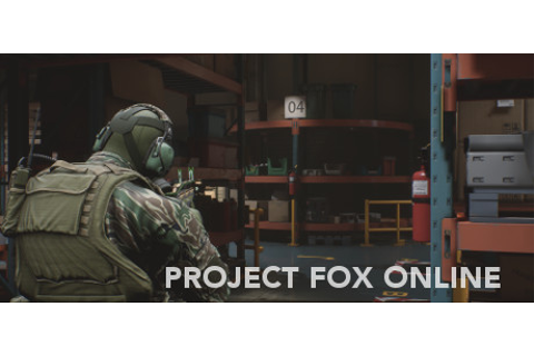 Project Fox Online on Steam