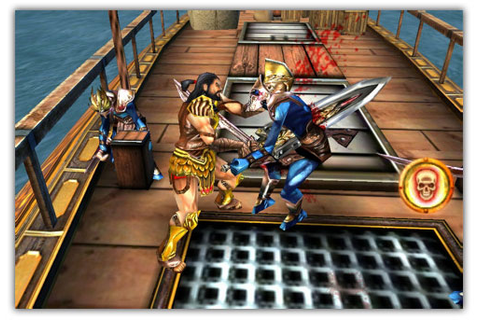 Hero of Sparta II for iPhone and iPod Touch