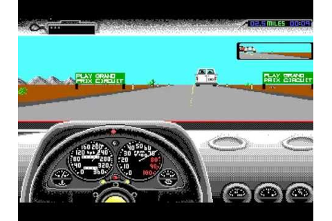 3 OLD DOS RACING GAMES [READ DESCRIPTION] - YouTube