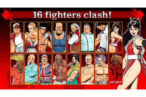 Stick Game Android: FATAL FURY SPECIAL Android apk (MEGA)