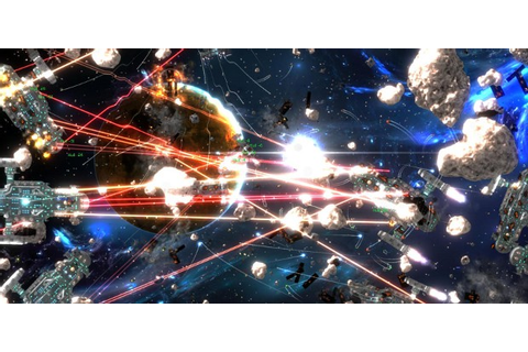 Gratuitous Space Battles 2 Beta Available To Buy Now ...