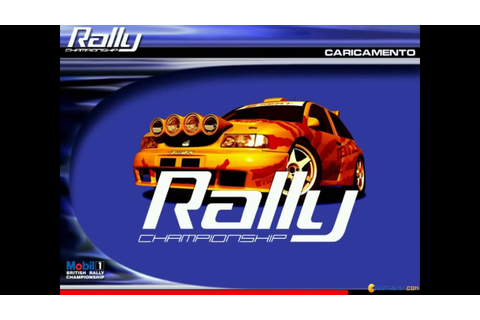 Rally Championship 2000 gameplay (PC Game, 1999) - YouTube