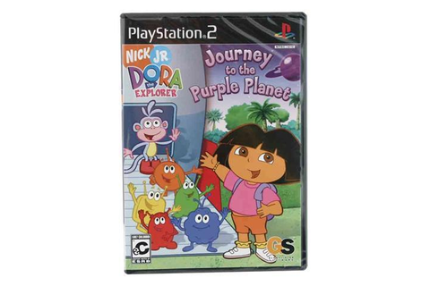 Dora The Explorer: Journey to Purple Planet Game - Newegg.com