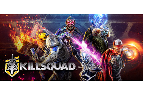 Killsquad on Steam