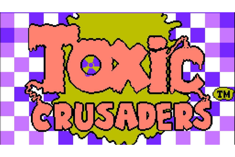 Toxic Crusaders - NES Gameplay - YouTube