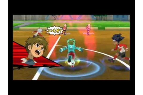 Inazuma Eleven Strikers 2012 Xtreme : Team Dark All ...