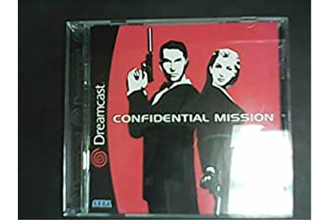 Amazon.com: Confidential Mission: Video Games