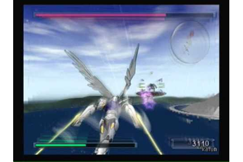 Rahxephon (PS2) Gameplay - YouTube