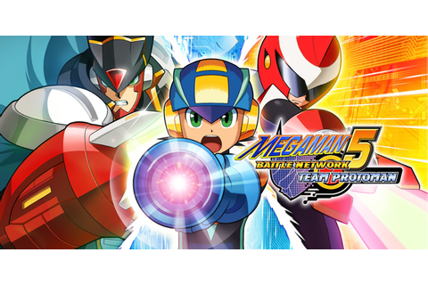 Mega Man Battle Network 5: Team Protoman | Game Boy ...