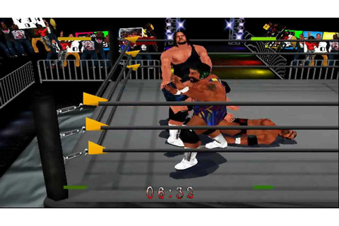 WCW/nWo Revenge HD N64 1080P HD Playthrough - TAG TITLE ...