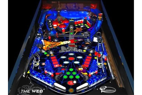 Pro Pinball: The Web (Video Game) - TV Tropes