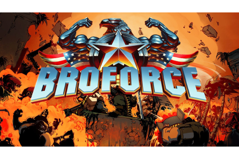 Broforce's PS4 Launch Trailer Shows Why It's a PlayStation ...