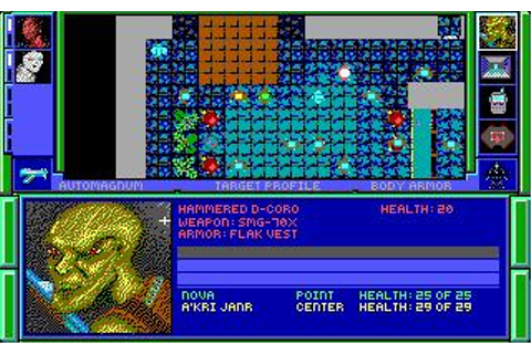 Hard Nova Download (1990 Role playing Game)