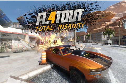 FlatOut 4: Total Insanity · The Best PC Games