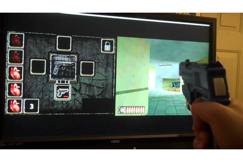 Touch the Dead (DS) with Aimtrak Light Gun on DeSmuME ...