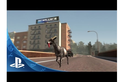 Goat Simulator Game | PS4 - PlayStation