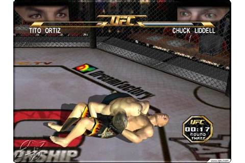 UFC: Tapout 2 Review - IGN