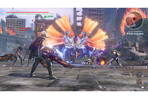 God Eater 3 Review - Anime Monster Hunters | We Got This ...