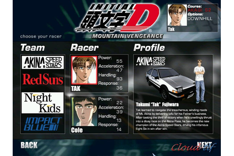 Download Game Initial D : Mountain Vengeance ~ Rifaiy Share