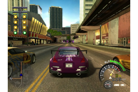 Street Racing Syndicate PC Gameplay HD - YouTube