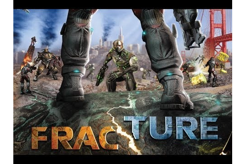 CGRundertow FRACTURE for Xbox 360 Video Game Review - YouTube