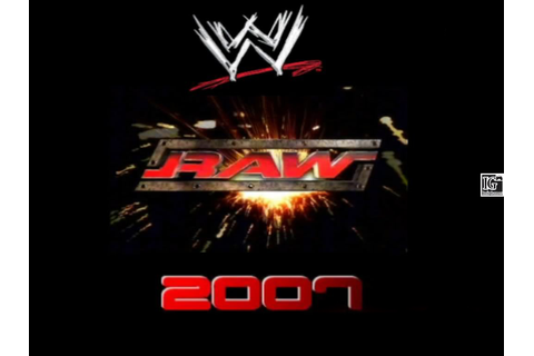 Download Raw 2007 Game ~ INFO INFO GAMES
