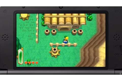 The Legend of Zelda: A Link to the Past sequel coming to ...