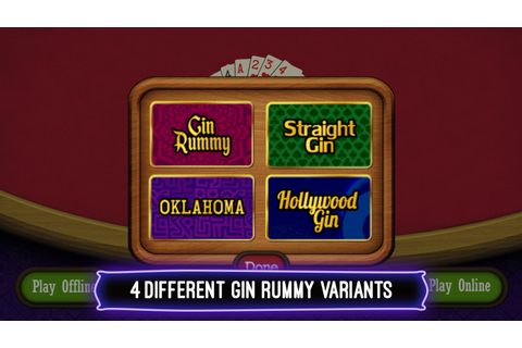 Gin Rummy - Android Apps on Google Play