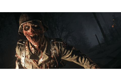 New details on Call of Duty: WWII Zombies mode revealed in ...
