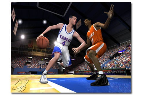 E3 2003: NCAA March Madness 2004 - IGN