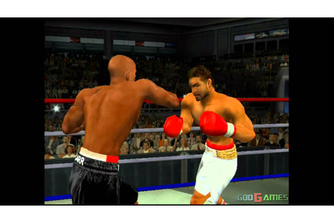 Knockout Kings 2002 - Gameplay Xbox (Xbox Classic) - YouTube