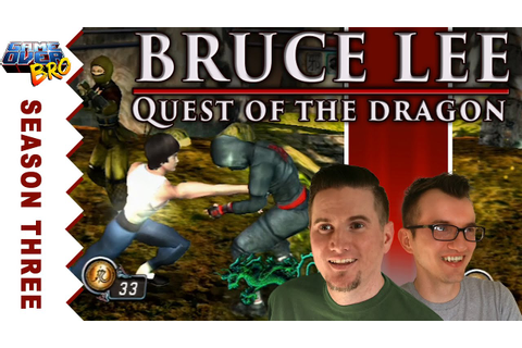 Ep.23 Let's Play BRUCE LEE: QUEST OF THE DRAGON | Xbox ...