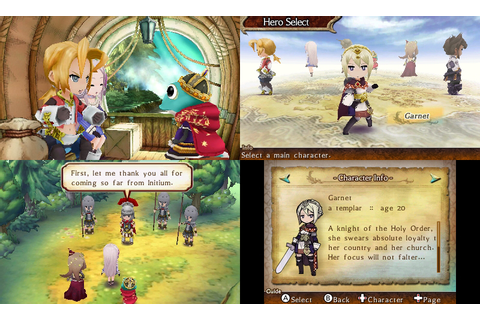 Don't pick the frog, and other The Legend of Legacy tips