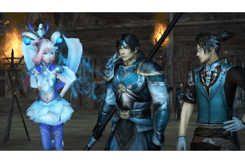 DYNASTY WARRIORS: Godseekers on PS Vita | Official ...