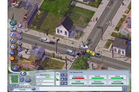 SimCity 4: Rush Hour Screenshots for Windows - MobyGames