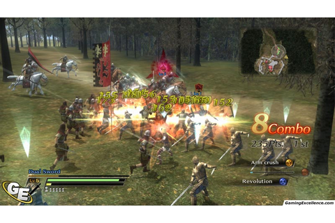 Bladestorm: The Hundred Years' War Review - GamingExcellence