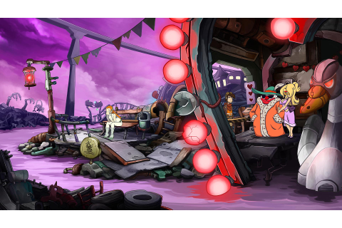 Deponia Doomsday Game | PS4 - PlayStation